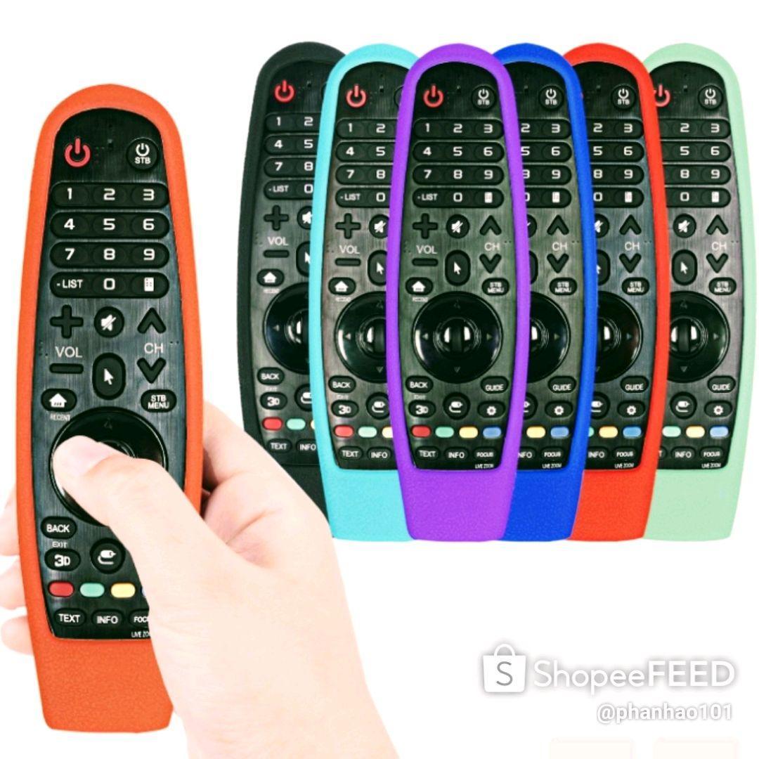 Siêu Tiết Kiệm Khi Mua Ốp Remote Thông Minh LG