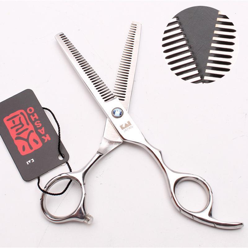 kéo tỉa tóc 2 răng 2 mặc - độ tỉa thưa  22%-35% giá rẻ