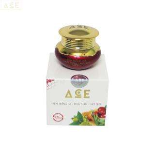 Kem mụn ACE giảm mụn xóa thâm liền sẹo , dưỡng trắng chống nắng , cải thiện làn da - Công Ty Kim Ngân (15g) thumbnail
