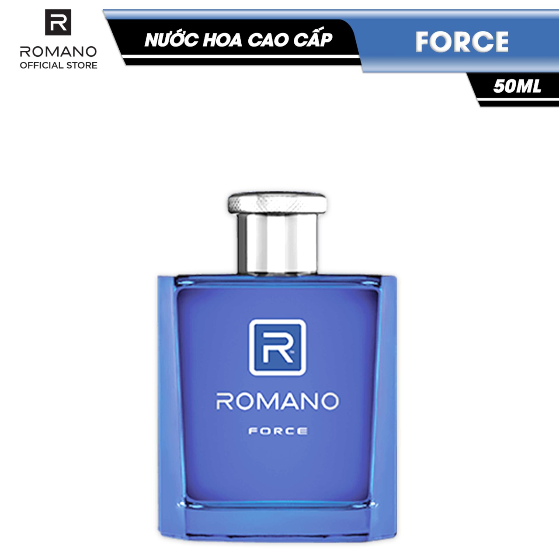 Nước hoa Romano Force 50ml