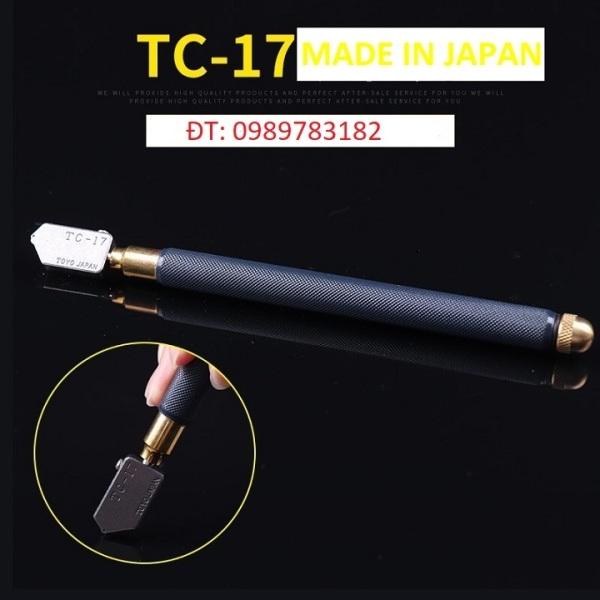Dao cắt kính JAPAN TC - 17
