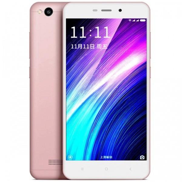 [Mua lẻ giá sỉ] Điện thoại chơi game giá rẻ Xiaomi Redmi 4A - Chip Cortex-A53 4 lõi tốc độ 1.4 GHz, Màn hình 5.0 inch Full HD, Camera 13MP, Pin 3120 mAh Bảo Hành 1 Đổi 1