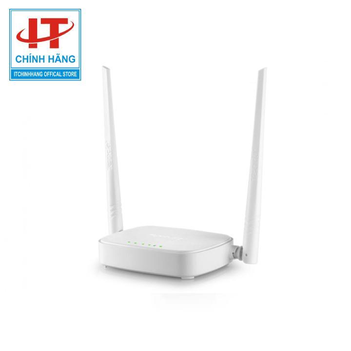 Thiết Bị Phát Sóng WIFI 2 Anten Tốc độ 300M TENDA N301, (Bảo Hành 3 Năm) Giá Giảm