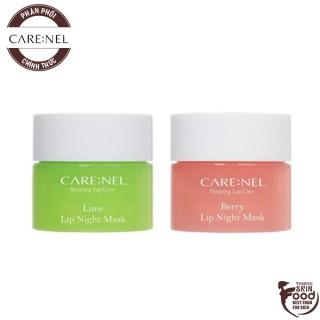 [Mini 5g] Mặt Nạ Ngủ Môi Carenel Berry Lip Night Mask 5g thumbnail