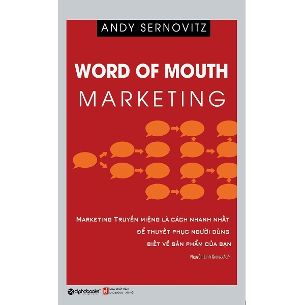Sách - Word of Mouth Marketing - Marketing Truyền Miệng 99K