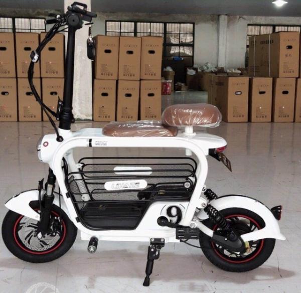 Mua [Trả góp 0%] xe đạp điện (BÁN TRẢ GÓP ) TẠI HCM  TẶNG RỔ (hàng cao cấp)-Xe đạp điện LIHAZE -chạy 100k / lần sạc xe đạp điện mini-xe đạp điện mini - xe đạp điện- xe điện - xe máy điện - xe điện gấp gọn- xe đạp điện cho học