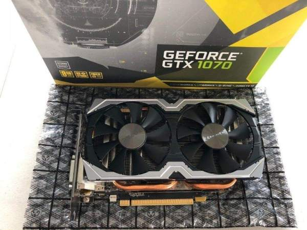 Bảng giá VGA ZOTAC GTX 1070 MINI BẢN 8GB - 256 BIT - DDR5 Phong Vũ
