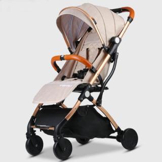 Xe đẩy trẻ em gấp gọn, xe đẩy du lịch, xe đẩy cho bé, xe đẩy em bé, Xe đẩy trẻ em 1 chiều 3 tư thế Tianrui TR18 đa năng gấp gọn, TẶNG KÈM BỘ ĐỒ CHƠI NÚM GỖ CHO BÉ CHỦ ĐỀ NGẪU NHIÊN thumbnail