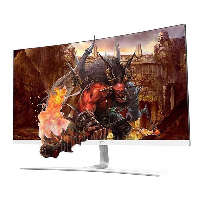 Giá Màn hình máy tính TCL 27 inch T27M6C cong IPS Full Viền Mới Full hộp Giá rẻ