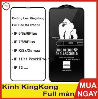 Cường Lực Iphone KingKong Full Màn thumbnail