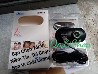[HCM]Webcam Máy Tính Dahua Z2 Plus Chính Hãng - Hỗ Trợ Dạy Và Học Trực Tuyến - Có Sẵn Micro -Bảo Hành 6 Tháng (QaLiShop) thumbnail