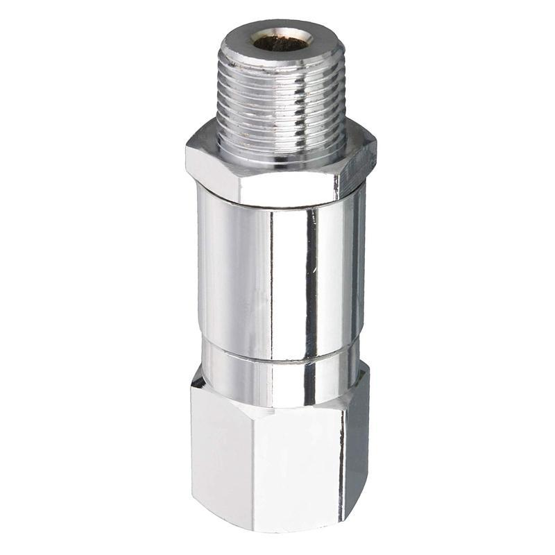 Pressure Washer Swivel, 3/8 Inch NPT Male, Mosmatic Swivel, Stainless Steel, 4000 PSI Thread Fitting