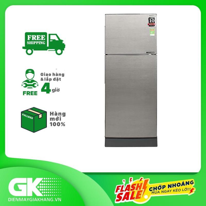 Tủ lạnh Sharp SJ-X281E-DS, 271 lít, Inverter