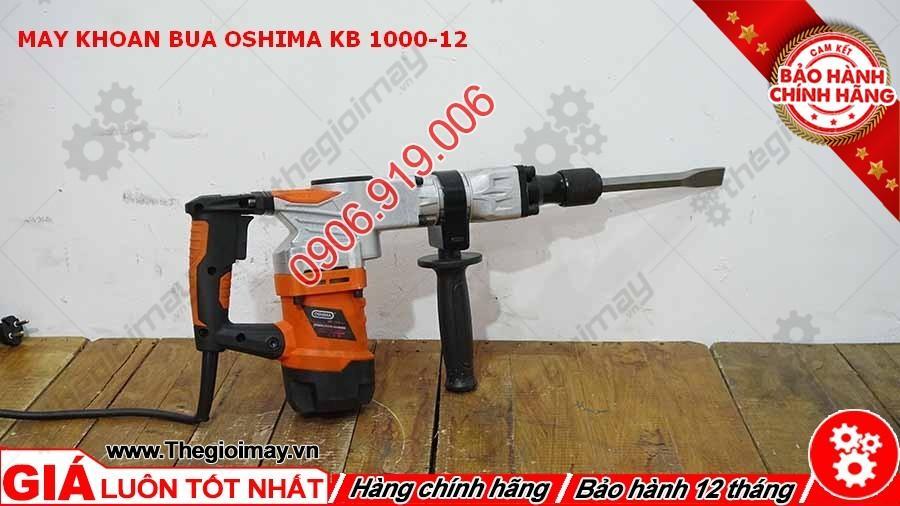 Khoan búa KB-1000-12