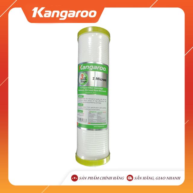 Bảng giá Lõi lọc nước Kangaroo số 3 - Phụ kiện máy lọc nước Kangaroo Điện máy Pico