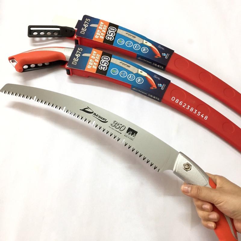 Cưa gỗ cầm tay Hàn Quốc DAEGUN 350mm