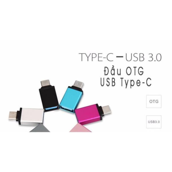 Bảng giá Đầu OTG chuyển đổi cổng USB Type-C chuẩn 3.0 Phong Vũ