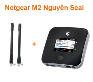 [Trả góp 0%]Bộ Phát WiFi 4G Netgear M2 Chính Hãng Mới Nguyên Seal (Nighthawk MR2100) thumbnail