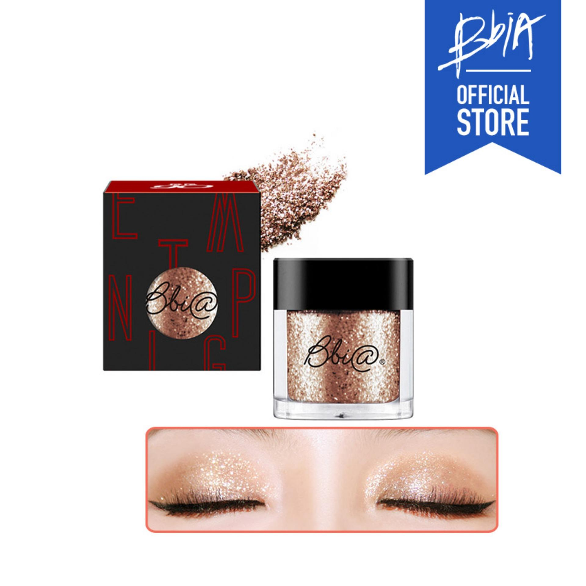 Phấn mắt có nhũ Bbia Pigment - 08 Perfect Diamond Bronze (Màu vàng ánh kim cương) tốt nhất