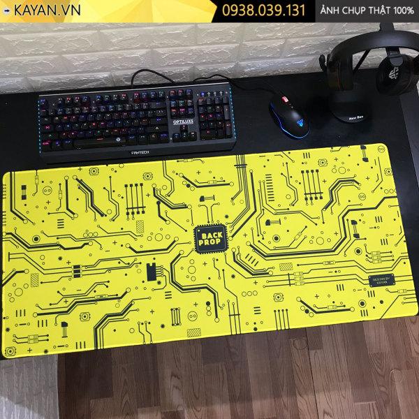 Giá [90x40x0.3 - Nhiều mẫu] Lót chuột, bàn di chuột gaming, văn phòng