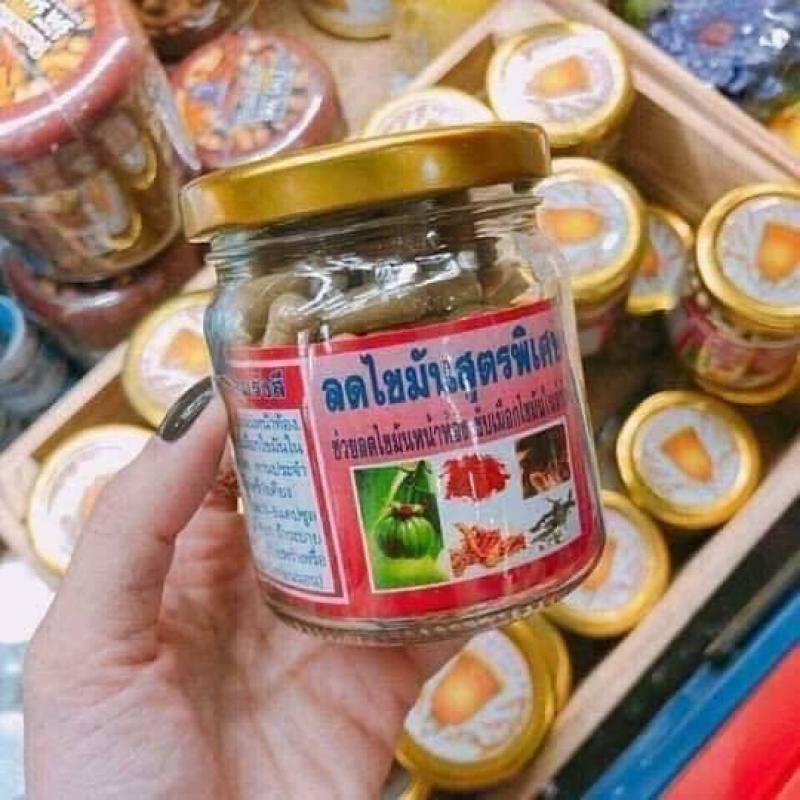 Giảm cân gia truyền Thái