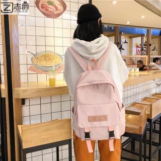 Hàng Xuất Khẩu Ba lô thời trang NIANU phong cách Hàn Quốc GSS-5379 chất bố cao cấp thiết kế tỷ mỹ trẻ trung năng động phù hợp cho nam lẫn nữ thích hợp đựng laptop , đi học , đi làm ...rất sang trọng thumbnail