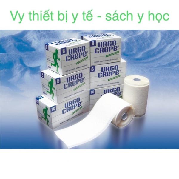 [Lấy mã giảm thêm 30%]Băng Keo Thun Co Giãn Urgo Crepe Các Cỡ 6810 - Số 10