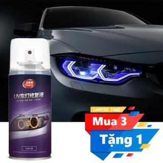 Dung dịch phục hồi và làm mới đèn pha ô tô mới - Dung dịch làm bóng đèn pha ô tô - Dụng cụ vệ sinh đèn pha xe ô tô - Dụng cụ chăm sóc đèn pha xe hơi - Dung dịch làm mới đèn pha - Dung dịch đánh bóng và phục hồi đèn pha xe thumbnail