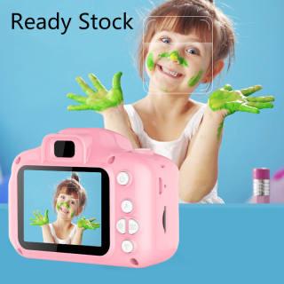 Bestdigital [Còn Hàng] Máy Ảnh Kỹ Thuật Số Mini Dễ Thương Cho Trẻ Em Máy Ảnh Chụp Ảnh 2.0 Inch Đồ Chơi Trẻ Em 1080P Máy Quay Video