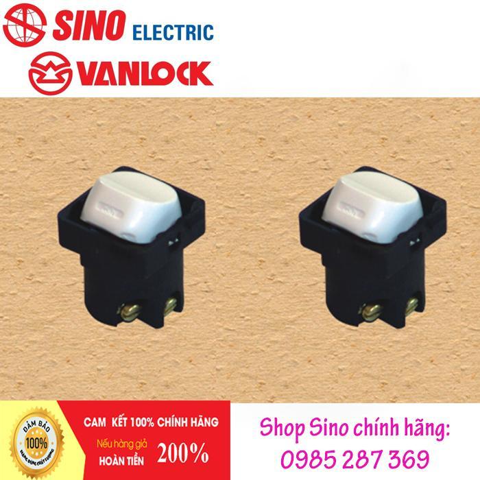 Hạt Công Tắc 2 Chiều Sino - Model: S30M giá rẻ