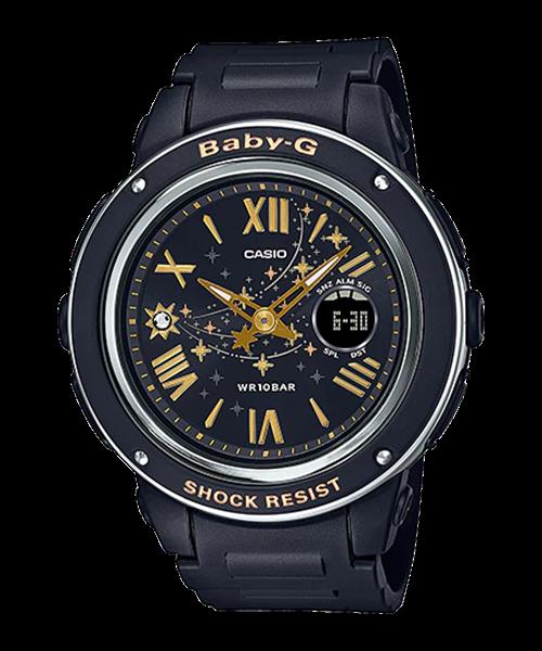 Đồng hồ Casio Baby-G Nữ BGA-150ST-1ADR bảo hành chính hãng 5 năm - Pin trọn đời