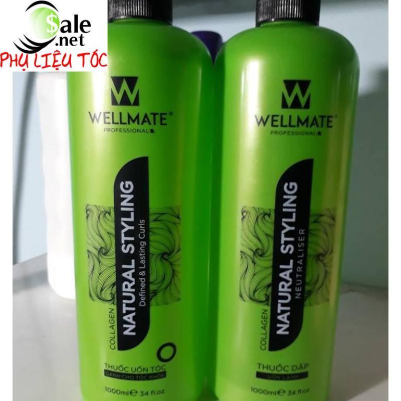 THUỐC UỐN LẠNH WELLMATE - 1000ML nhập khẩu