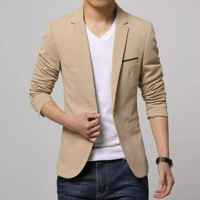 Áo khoác vest nam phối túi kiểu LB FASHION