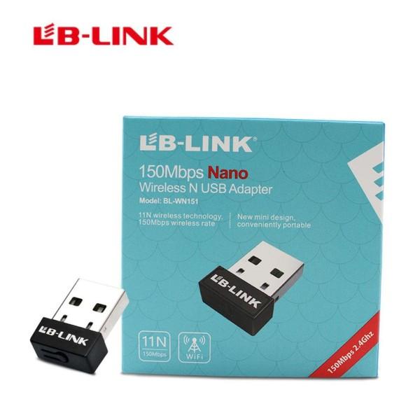 Giá USB wifi LB Link thu wifi cho máy tính bàn, laptop Bảo hành 24 tháng hỗ trợ cài đặt 24/7