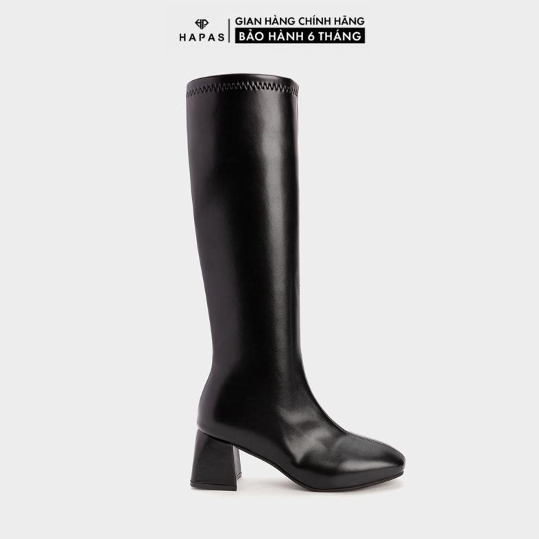 Giày Bốt Nữ Boot Đùi Khoá Cạnh 5Phân HAPAS - BOT560 giá rẻ
