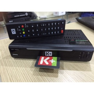 [HCM]REMOTE ĐIỀU KHIỂN ĐẦU THU K+ SD 1400 thẻ cắm chính giữa đầu thu thumbnail