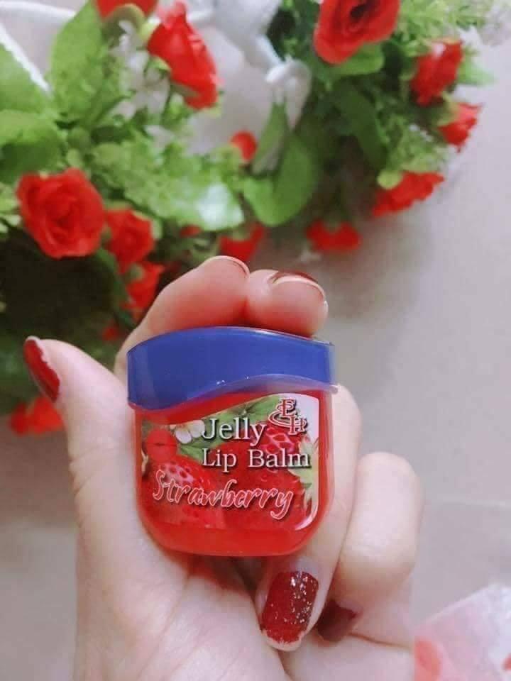Son dưỡng môi JELLY LIP BALM -- Thái Lan cao cấp
