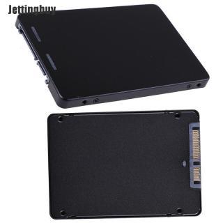 Jettingbuy Bộ Chuyển Đổi Vỏ Kim Loại MSATA SSD Sang 2.5 SATA Công Cụ Hộp Đựng Thẻ SSD thumbnail