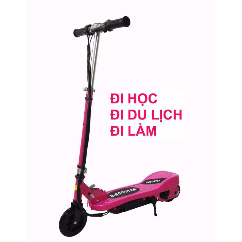 Phân phối Xe điện scooter Homesheel b2 mẫu mới - HỒNG