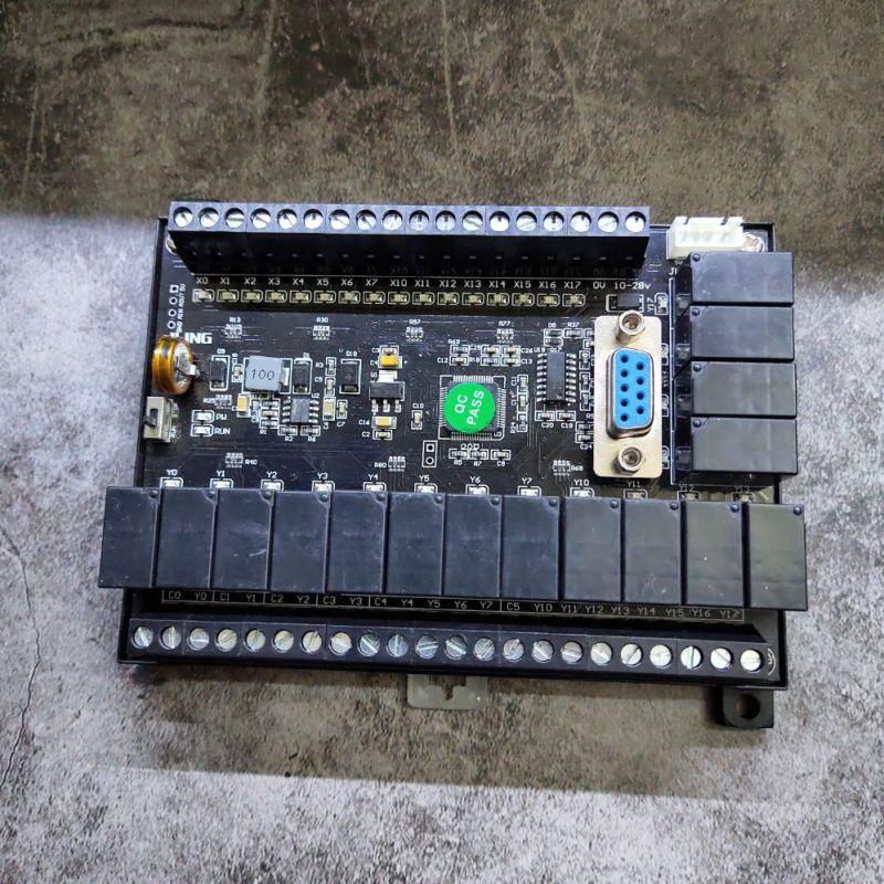 Bo mạch lập trình PLC FX1N 32MR