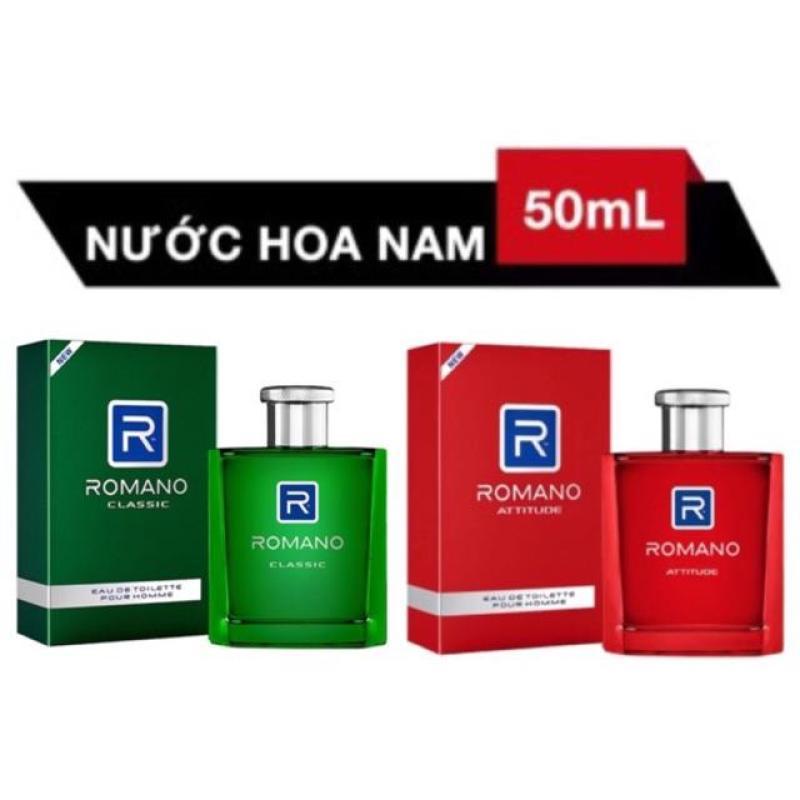 Nước hoa cao cấp Romano  50 ml