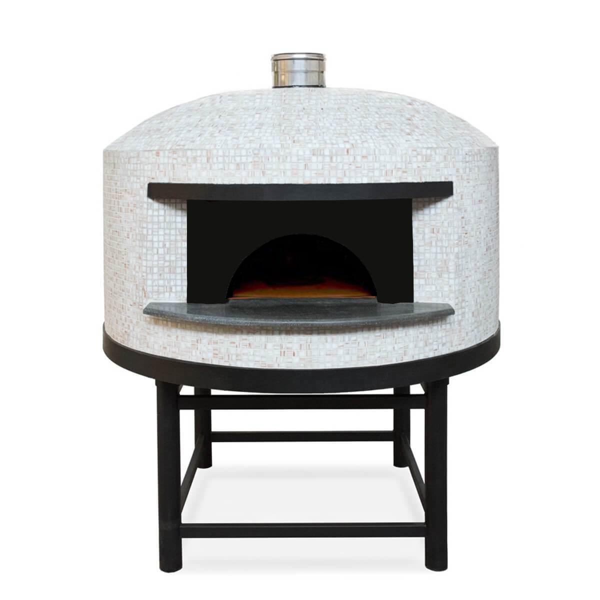 Lò nướng củi pizza - Wood Fire Brick Pizza Oven