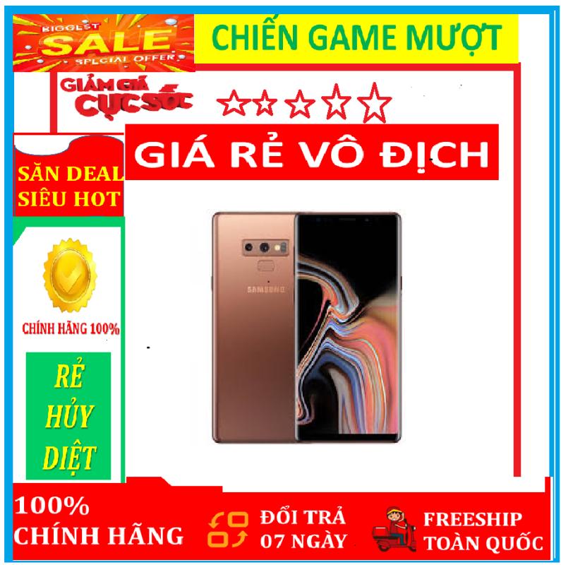 Samsung Galaxy NOTE 9 RAM6/128 CHIÊN GAME MƯỢT NHIỀU MÀU FULLZIN ..  Chiến PUBG-Free Fire mướt