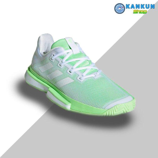 Giày Tennis Nữ   Adidas SoleMatch Bounce M G26790   Kankun Sport Shop giá rẻ