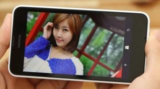 Điện Thoại Nokia Lumia 630 Chính Hãng - Cảm Ứng - Lên Mạng Nhanh thumbnail