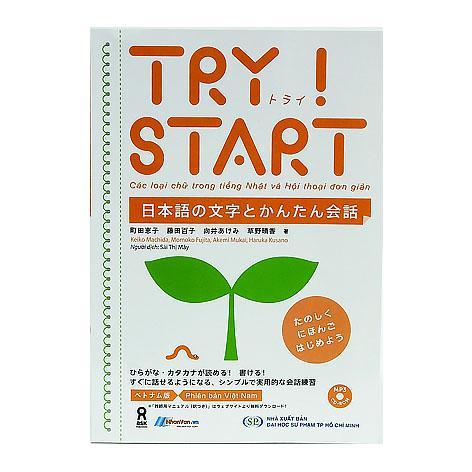 TRY START - Các Loại Chữ Trong Tiếng Nhật Và Hội Thoại Đơn Giản Nhật Bản