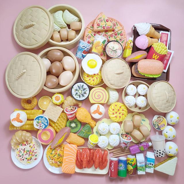 Bộ Đồ Chơi Nấu Ăn Nhà Bếp 84 Chi Tiết Cho Bé Có Giá Rất Cạnh Tranh