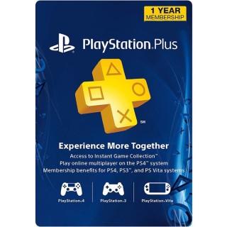 Thẻ PlayStation Plus 12 Tháng - US sony psn plus US ps plus thumbnail