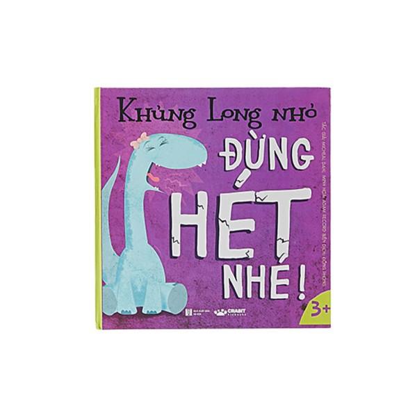 Sách - Khủng Long Nhỏ - Đừng Hét Nhé