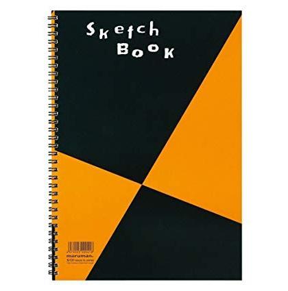 Mua Sổ vẽ sketchbook Maruman, A4, Nhật Bản, S131